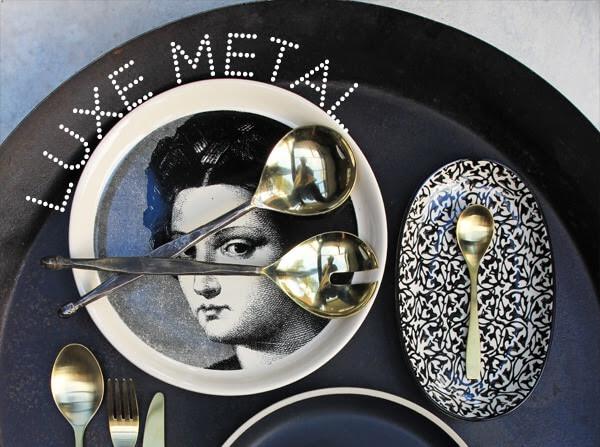 luxe metal