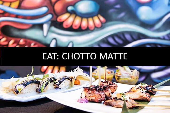 Chotte-matte