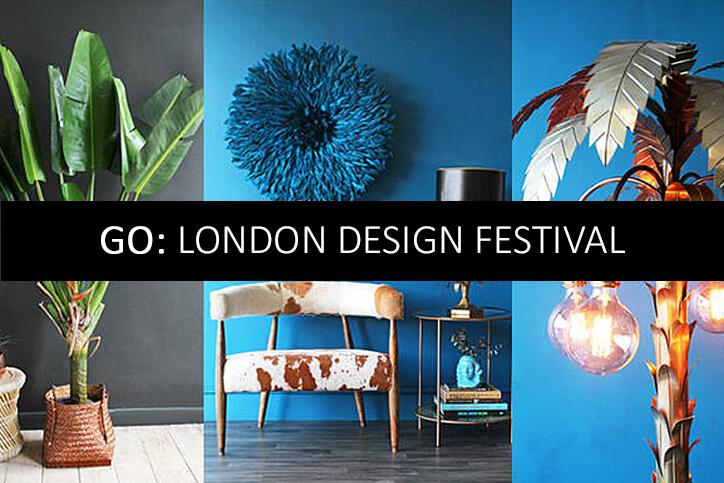 GO LONDON DESIGN FESTIVAL