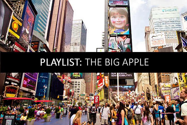Playlist the big apple
