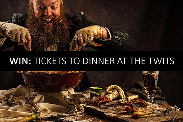 Blog Post sept dinner with twits Win