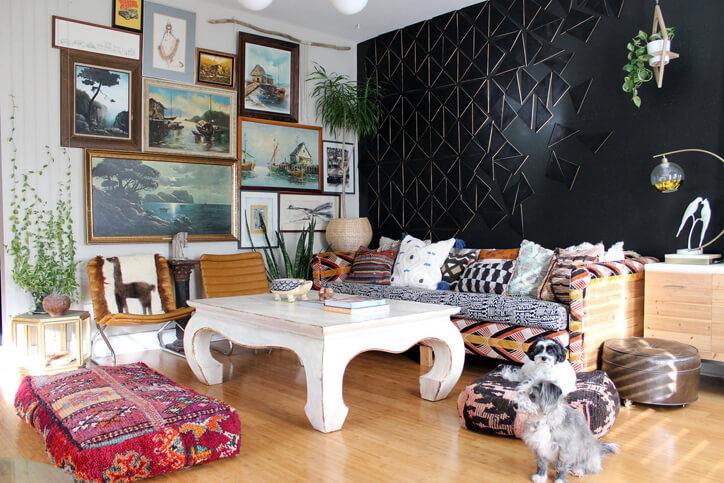 Liz Kamarul_living Room