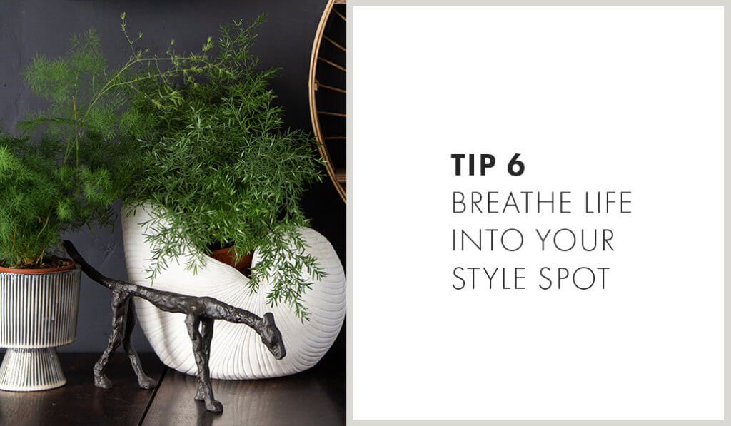 Tip 6: Breathe Life Into Your Style Spot