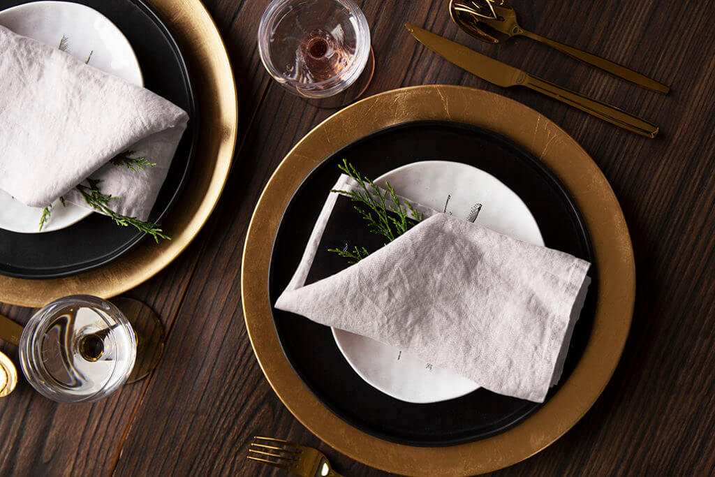 christmas napkin folding