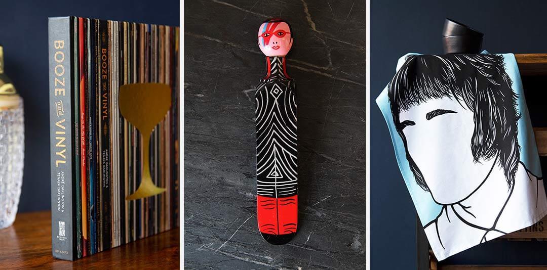music inspired stocking filler gift ideas for men