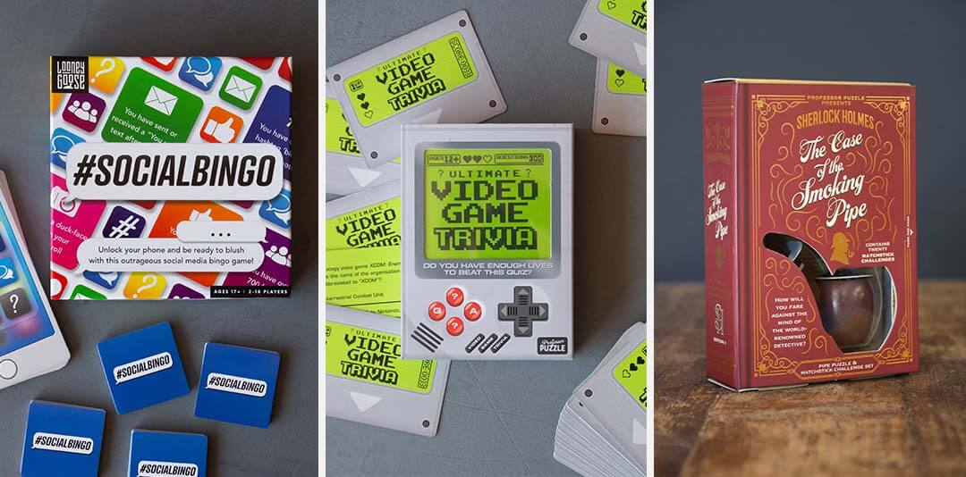 Top games for stocking filler gift ideas for gamers