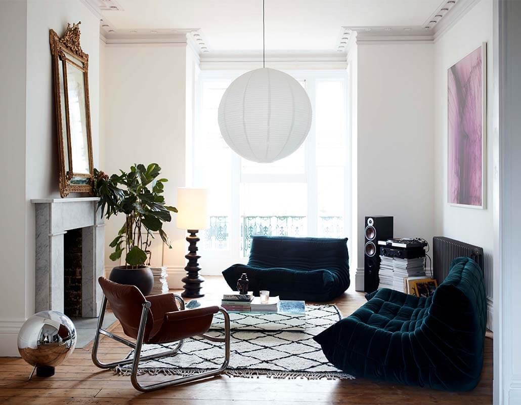 calming home decor ideas