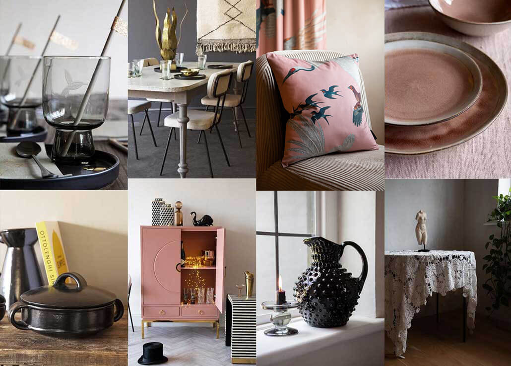 Get the Look - Home Comforts interior trend