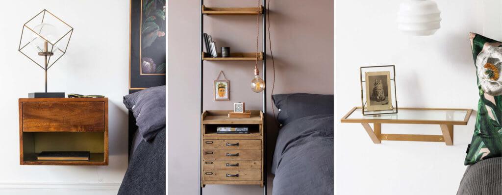 three storage furniture ideas
