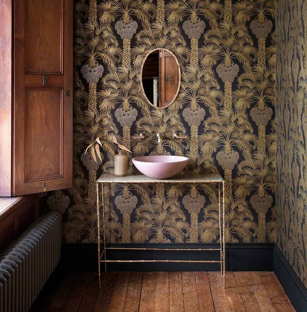 Step by Step Guide on how to hang wallpaper