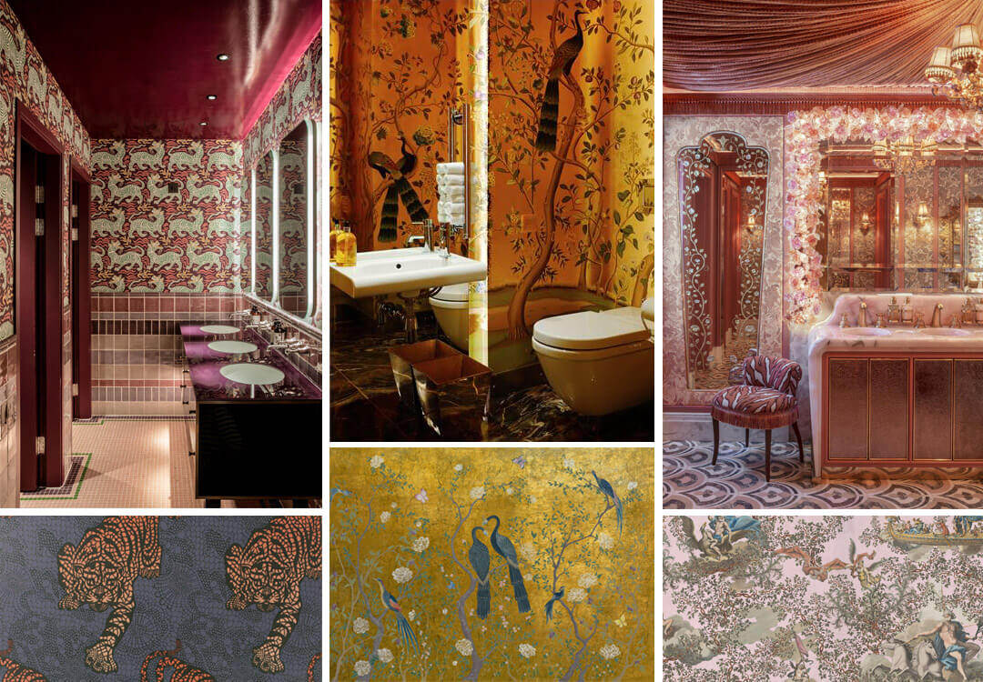 Bathroom Wallpaper Ideas For 2020 Rockett St George Rockett St George Blog