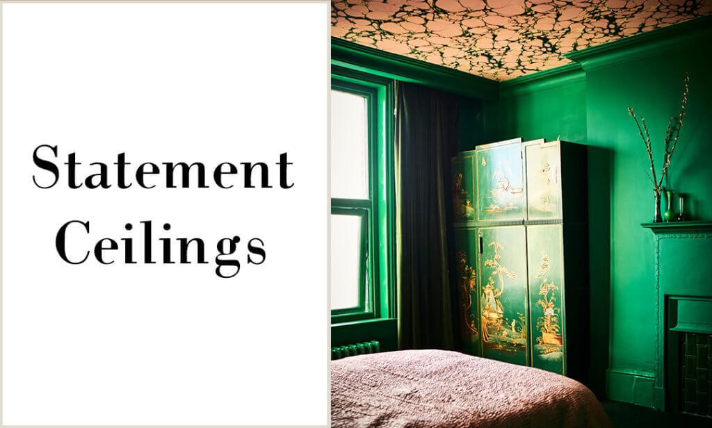 idea 3 - statement ceilings